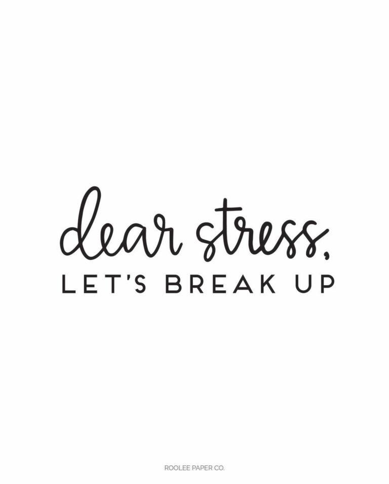 Stress en burn-out specialist